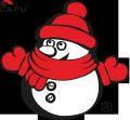Sněhulák Capu